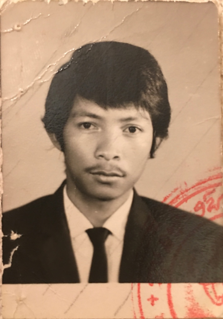 Nai Kettavong, my father