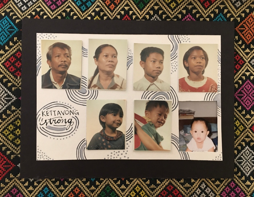 Kettavong family